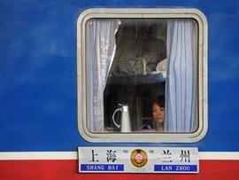 中国寝台列車の旅。広州ー成都は2泊3日(1999.8.8-9広州-成都)