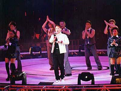 香港パッケージツアー 1999年12月