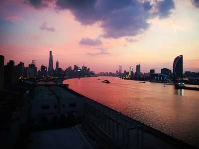 上海個人旅行 2002年1月