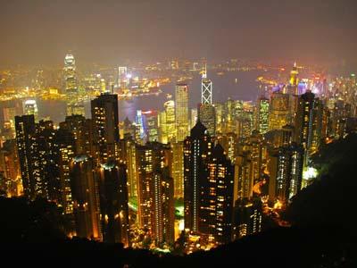 香港パッケージツアー 1999年1月~2月
