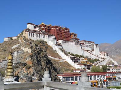 中国・チベット個人旅行 1999年8月