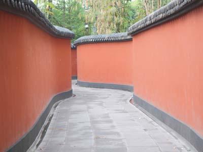 チベットから成都へ。ニーハオトイレじゃないのに・・・。(1999.08.19 成都)