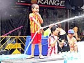 タイのお正月ソンクランの過ごし方(1)滞在都市を選ぶ。