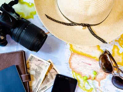 海外旅行の持物一覧!これで忘れ物なし!