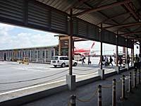 マレーシアLCCターミナルの搭乗ゲート
