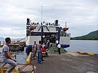 スローボートの乗船口