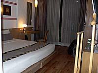 バンコクブティックホテルの部屋2