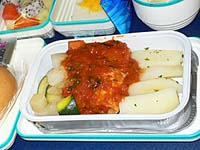 ガルーダインドネシア航空 機内食