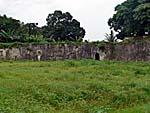 アイ島の砦の中