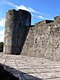 砦の壁面1