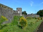 砦の壁面2