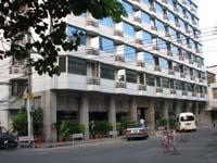 バンコクシティインホテル