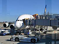 シンガポール航空:A380外観