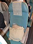 シンガポール航空:A380 エコノミーの座席