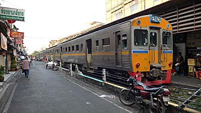 タイ国鉄マハーチャイ線:ウォンウィエンヤイ駅