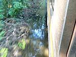 線路に浸水2