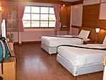 ラチャダーリゾート&スパの部屋