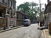 旧日本人街周辺