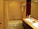 シャングリラホテルのバスルーム