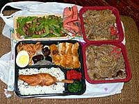 牛丼と弁当