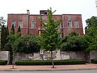 川島芳子邸