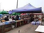海鮮市場全体