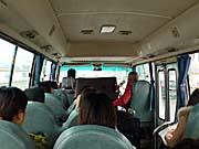 廈門空港-市内へのリムジンバス