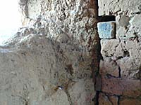 承啓楼の内壁