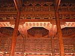 梵天寺の内装