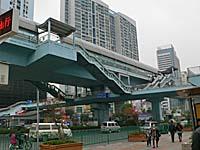 廈門快速公交の駅:廈門駅前