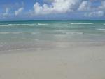 バラデロの美しいビーチ