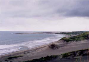 ビジレブ島のサーフポイント