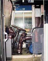 バス車内デコ