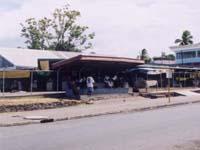 タブアのバス停
