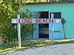 ロングビーチの看板