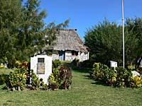 村の集会所