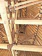 集会所の天井