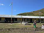 平屋建ての校舎