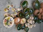 オアハカの陶器