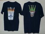 コロナ、XXのTシャツ
