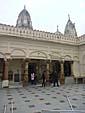 ジャイナ教寺院の内部