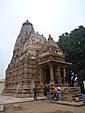 ジャイナ教寺院の遺跡