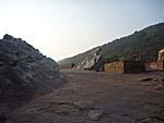 霊鷲山の入り口
