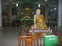 日本山妙法寺の仏陀