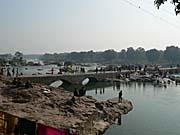 オルチャのカンチャナガートkanchana ghat