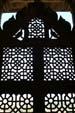 宮殿内の彫刻窓3