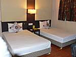 アストリアホテル客室