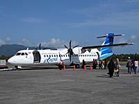 ガルーダインドネシア航空の機材