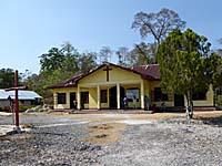 オホイリリアー村の教会
