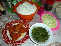 デリマコテージのママのご飯2